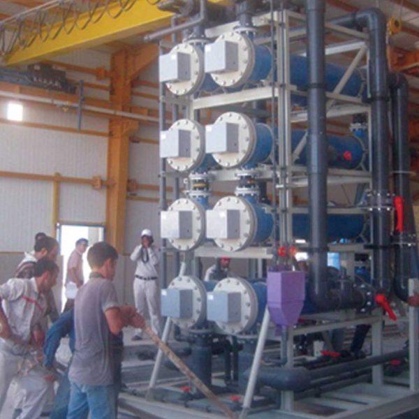 Damavand Ptrochemical Project