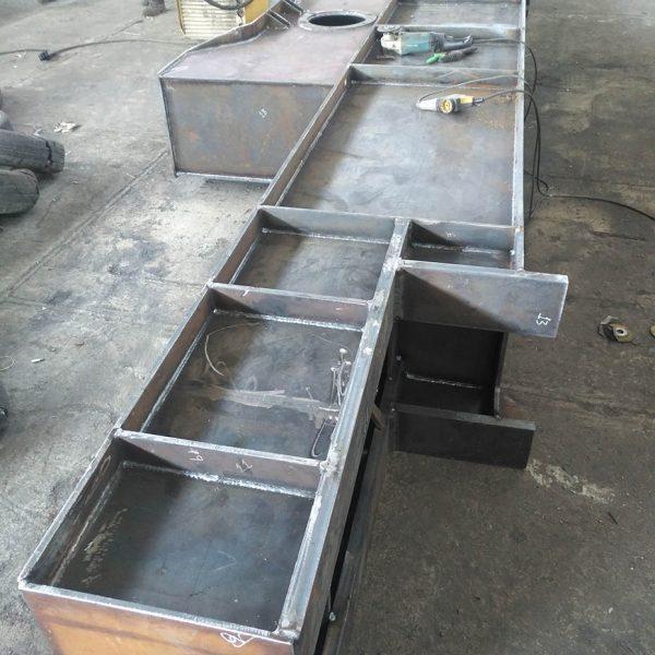 Tombak Port - Material Handling - Sazeh Pardazan .Co