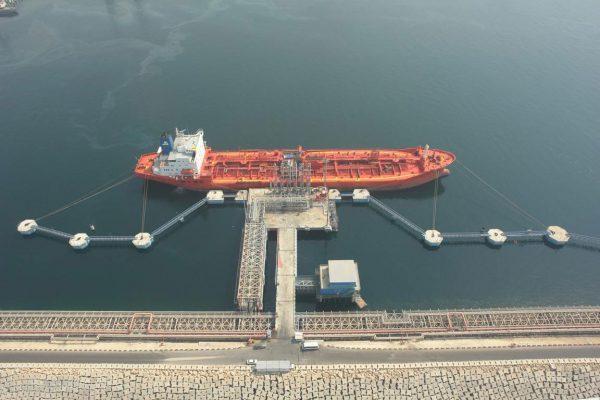 Mahshahr Oil Platform Structure Project
