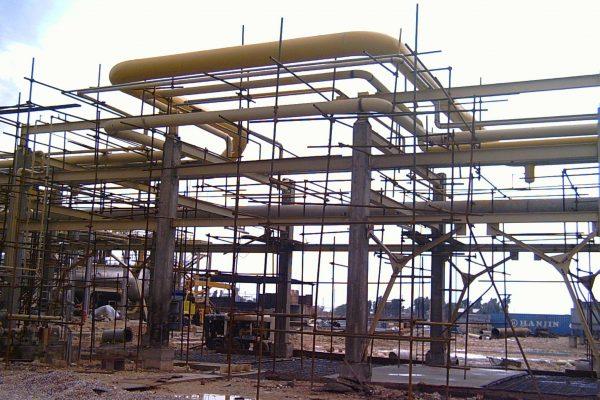 Mese Babak Facility Plant