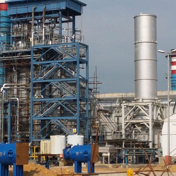 Qeshm Power Water Cogeneration