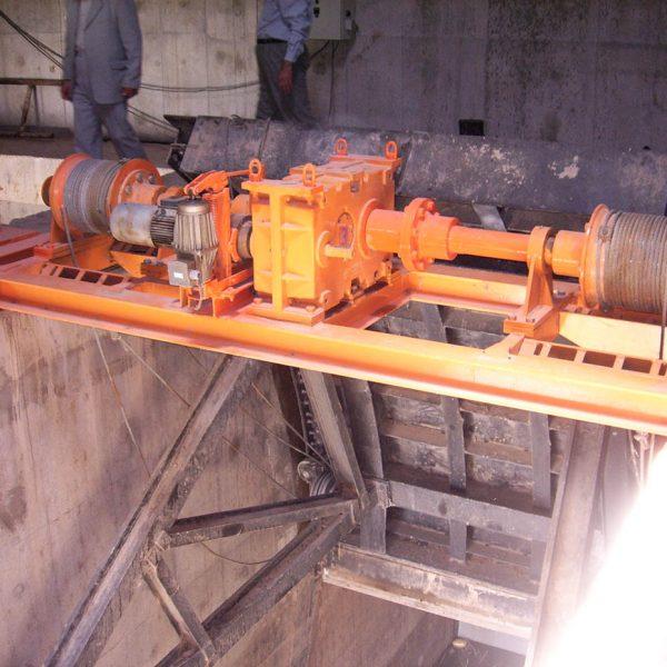 Karkhe Dam Penstock