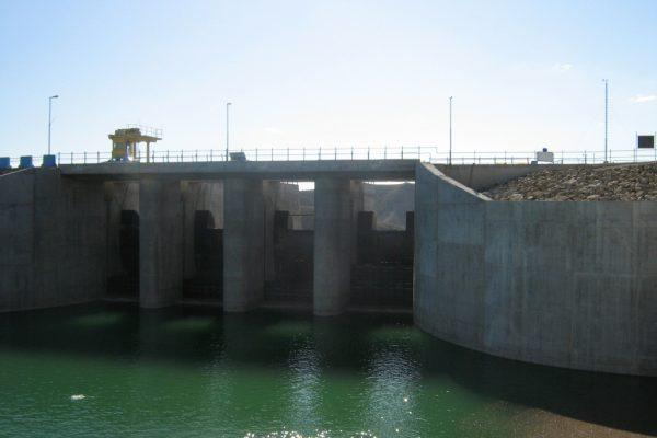 Shirin Dareh Dam Penstock