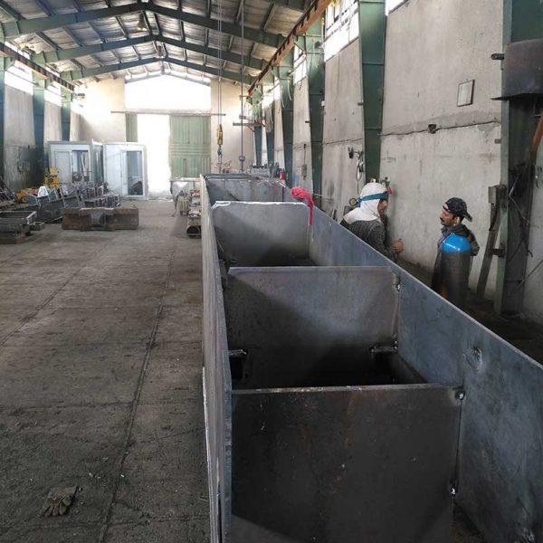 Tombak Port Project