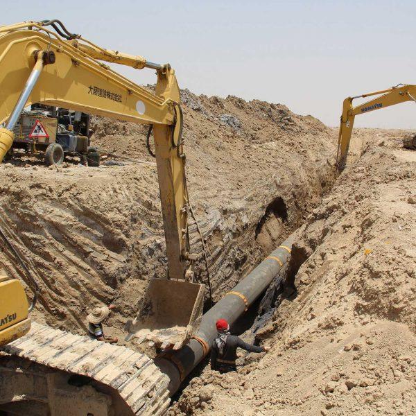 Bafgh Pipeline Sazeh Pardazan