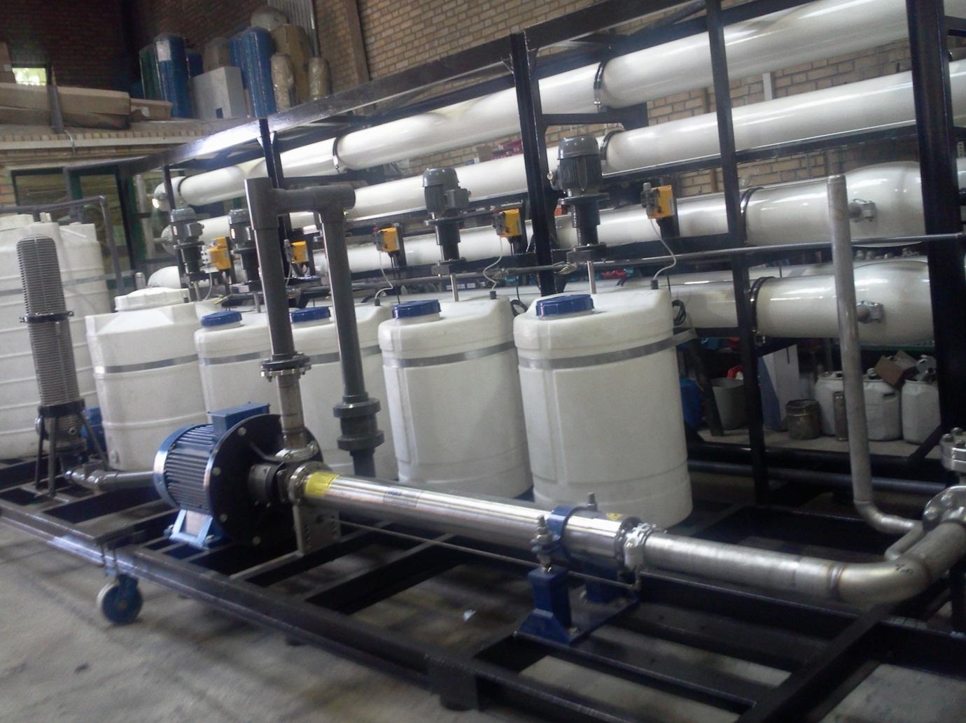 cholorination package 4 (boushehr sea water intake)